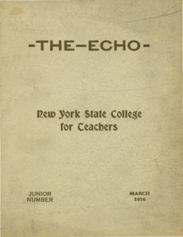 The Echo Volume 25 Number 7