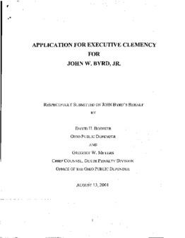 Byrd, John W, Jr, OH