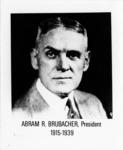 A portrait of Abram (also Abraham) Roy (also...