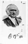 A portrait of Joseph Alden, President of the New...
