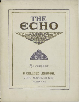 The Echo Volume 17 Number 2