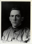 Page 65 A-Top: Edward Eldred Potter, '18, a member of the Army Air Corps, was another of the College's wartime casualties.  He later gave his name to a prominent local fraternity.