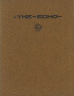 The Echo Volume 21 Number 4
