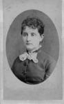 Portrait of Lizzie Lindsley, State Normal School,...