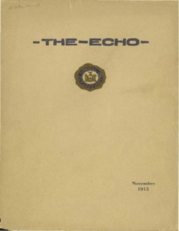 The Echo Volume 22 Number 3
