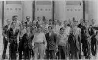 The Troubadors, members of the Class of 1931....