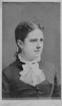 Portrait of Lizzie Graves, State Normal School,...