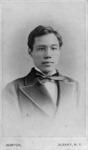 A portrait of Sensaburo Kodzu, New York State...