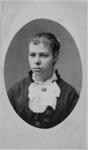 Portrait of Emma Wood, State Normal School, class...