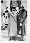 Anne L. Cushing and Elizabeth F. Shaver, alumni...