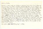 Fred M. Seward Index Card